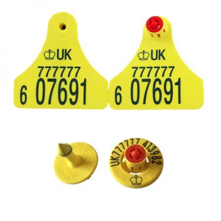 C8 - Medium Flexo with EID Flexotronic Button