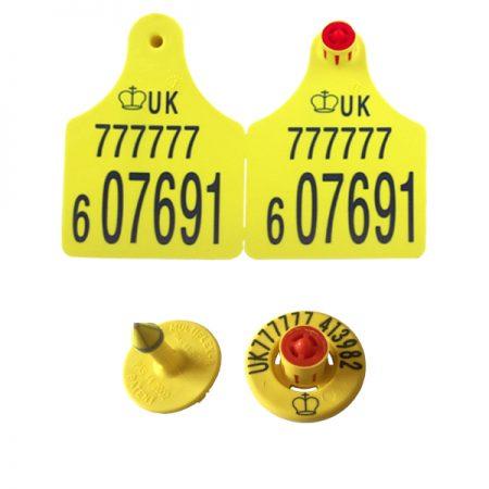 C9 - Large Flexo and EID Flexotronic Button