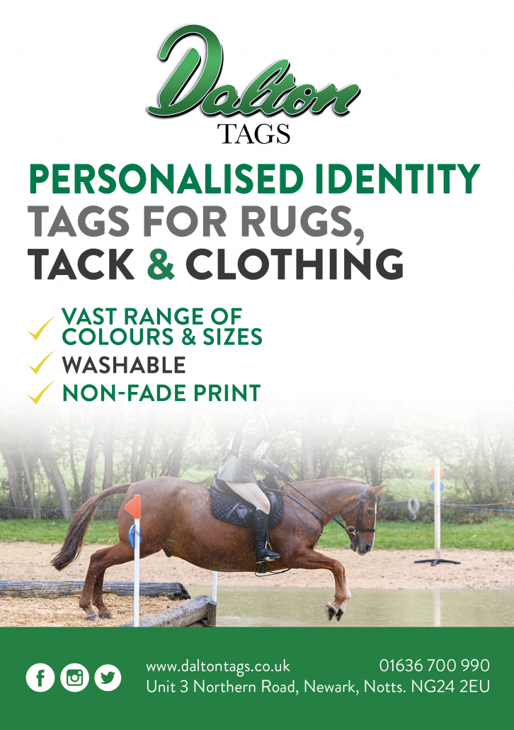 Horse Management Tags